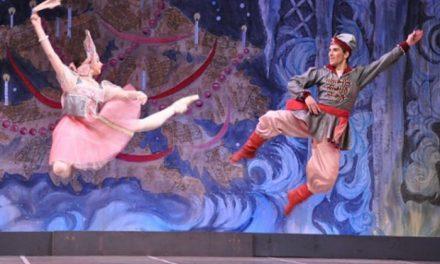 'El Cascanueces' del Ballet Nacional Ruso, el viernes 29 de noviembre en Valdepeñas