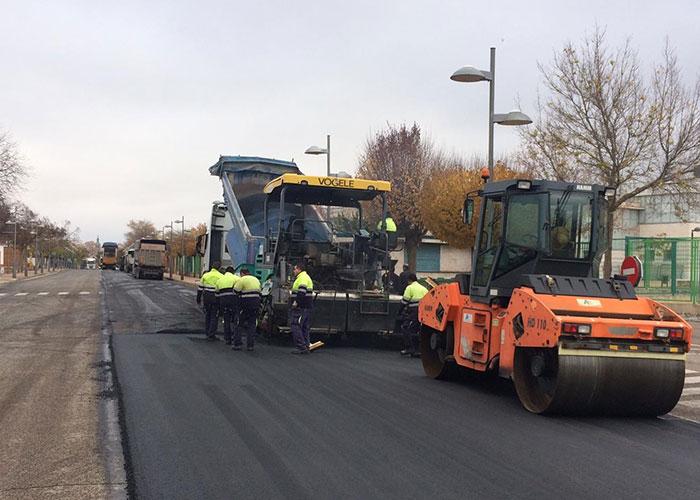 En marcha la remodelación integral de la Avenida del Sur