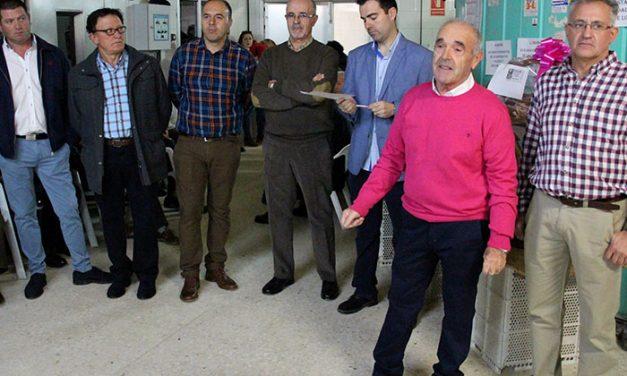 La cooperativa 'Rosa del Azafrán' implanta con éxito el pago con tarjeta QR