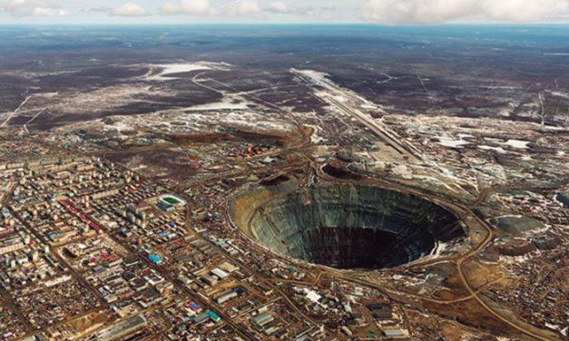 Kola, el pozo más  profundo del mundo