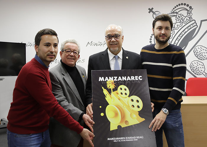 Julián Nieva reafirma su compromiso con ManzanaREC en la presentación del cartel de la VII edición