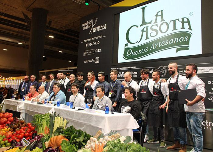 El malagueño Diego René López gana el V Concurso Crema La Casota