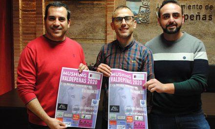 El Canicross y la V Liga Provincial Sanchocan, el domingo 9 de febrero en Valdepeñas