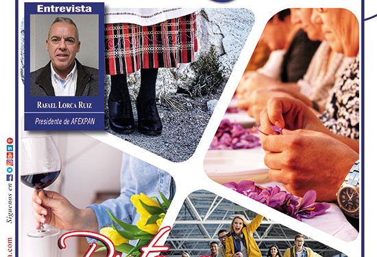Ayer & hoy – Manzanares-Valdepeñas – Revista enero 2020