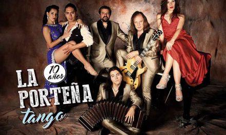 El tango moderno y audaz de 'La Porteña', llega al Teatro de Valdepeñas