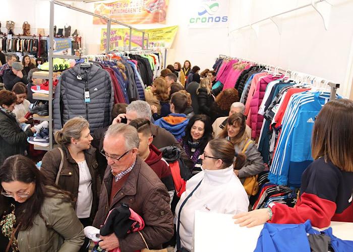 Arranca la 13ª Feria del Stock con gran afluencia de público
