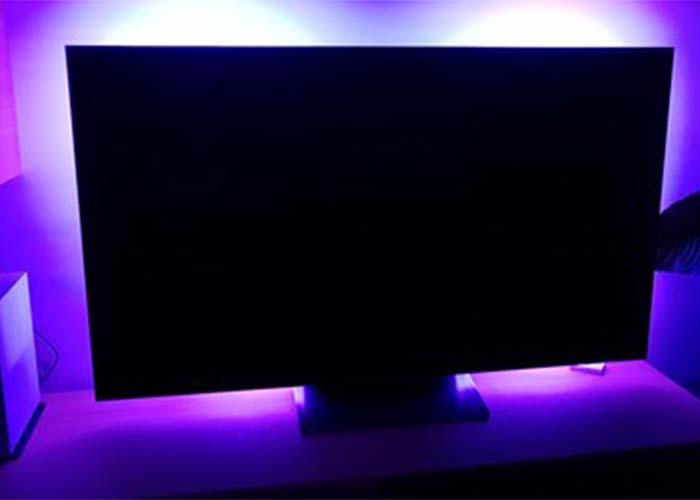 Como iluminar para ver la tele