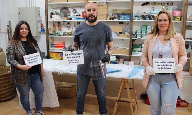 'Voluntarios La Solana', la esencia de un pueblo con alma
