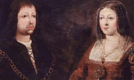 La formación del Estado español: la monarquía de los Reyes Católicos