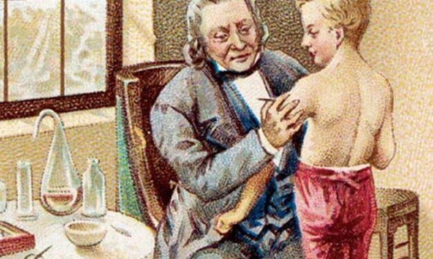 La primera vacuna de la Humanidad