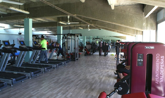 La sala de musculación de Los Llanos abrirá el 1 de julio con aforo limitado y cita previa