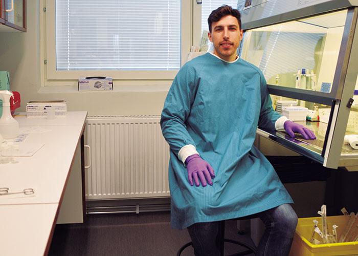Tomás Mediavilla Carranza, Biólogo e investigador