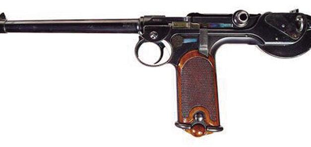 Una pistola no es un revólver