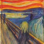 """¿Quién grita en """"El Grito"""" de Munch?"""
