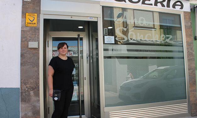 Ana Sánchez Peluquería abre sus puertas en calle Virgen de la Paz 36 de Manzanares