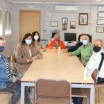 La asociación vecinal 'Divina Pastora' agradece el apoyo y permanente contacto municipal