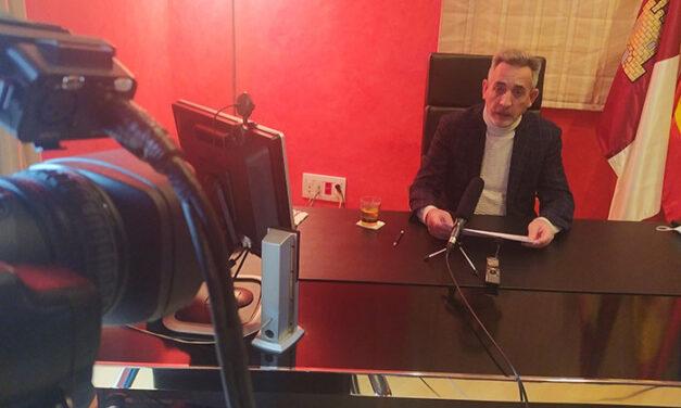 Martín anuncia 500.000 euros para las pequeñas y medianas empresas, tras el cierre del ejercicio de 2020