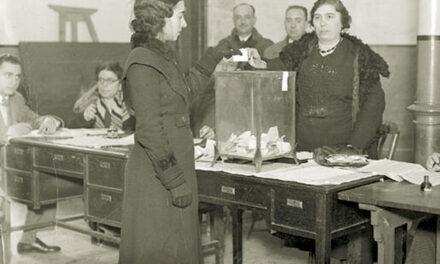 El voto de la mujer