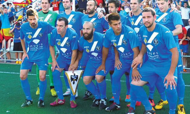Manzanares Club de Fútbol, más de un siglo de historia del fútbol en Manzanares