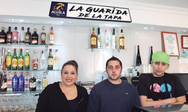 La Guarida de la Tapa (Manzanares), bebida, tapa y un entorno privilegiado
