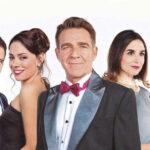 Juanjo Artero encabeza el reparto de 'Un marido ideal', el viernes 9 de abril en Valdepeñas