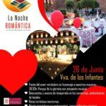 La Noche Romántica llega a Villanueva de los Infantes