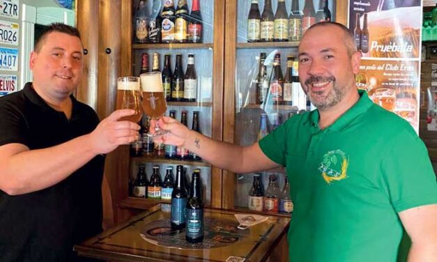 Eras Birra y Queso: Cerveza artesanal y quesos manchegos artesanos en La Solana
