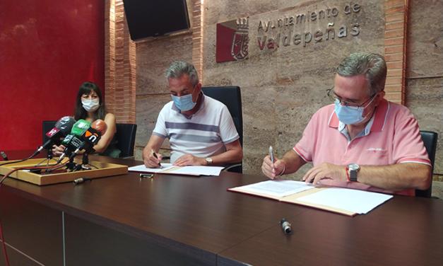 Valdepeñas incrementa hasta los 24.000 euros su convenio anual con Cruz Roja