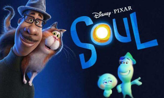 La premiada película 'Soul', próximo estreno en el cine de verano familiar en Valdepeñas