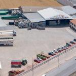 Grupo Borrascas: empresa familiar de comercialización y venta de productos hortofrutícolas, cereales, melón y sandía fundada en 1977 en Membrilla