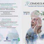 Manzanares presenta sus IV Jornadas de Alzheimer